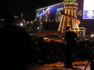 George Square, Glasgow Winterfest 2007