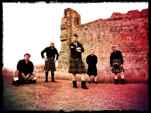 The Picts at Tantallon Castle 2013